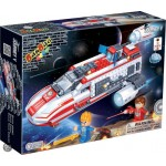 BANBAO-6407-SPACE DISCOVERY-252 PIESE+2 FIGURINE
