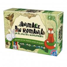 ANIMALE DIN ROMANIA - JOC DE SOCIETATE ZOO-GEOGRAFIC