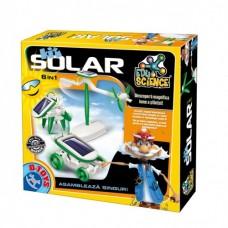 KIT SOLAR 6 in 1 - TEHNOLOGIA SOLARA