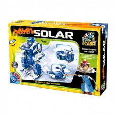 ROBOT SOLAR 3 IN 1 - TEHNOLOGIA SOLARA