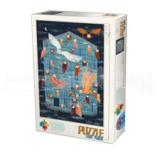 ANDREA KURTI - BUFNITE - 02 - PUZZLE 1000 PCS