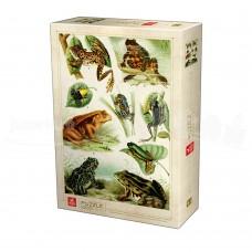 ANIMALE - PUZZLE 1000 PCS -BROASTE - 01 -PATTEN