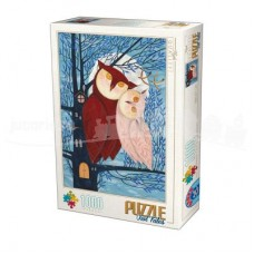 ANDREA KURTI - BUFNITE - 01 - PUZZLE 1000 PCS