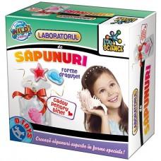 LABORATOR DE SAPUNURI - MINUNATII MARINE