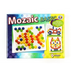 MOZAIC BASIC - JUNO - JD24 - 120 PCS ( 4 CULORI),1 TABLA DE JOC