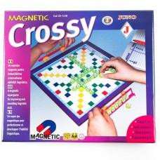 CROSSY - JOC MAGNETIC (SCRABBLE) - JUNO