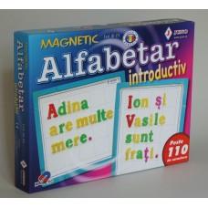 ALFABETAR INTRODUCTIV - JUNO - 110 PIESE