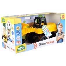 LENA - GIGA TRUCKS EXCAVATOR - RIDE-ON -02047 -90 CM