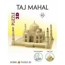 PUZZLE 3D TAJ MAHAL - 85 PIESE