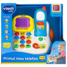 PRIMUL MEU TELEFON - JUCARIE INTERACTIVA IN LIMBA ROMANA -VT79712